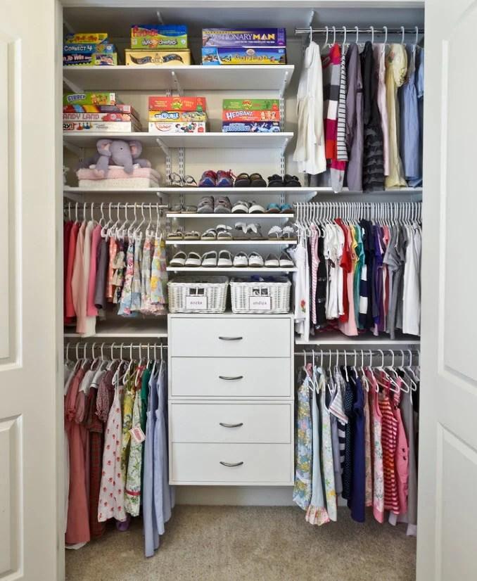 40 Fabulous Closet Designs And Dressing Room Ideas