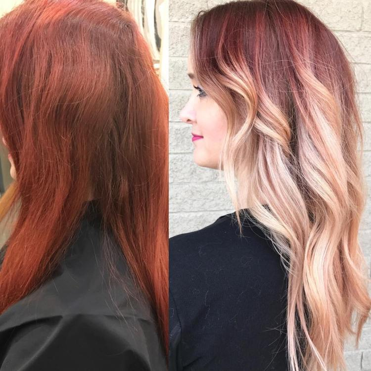 Beautiful Blonde Hair Ideas 1: 20 Most Popular Copper Hair Color Ideas