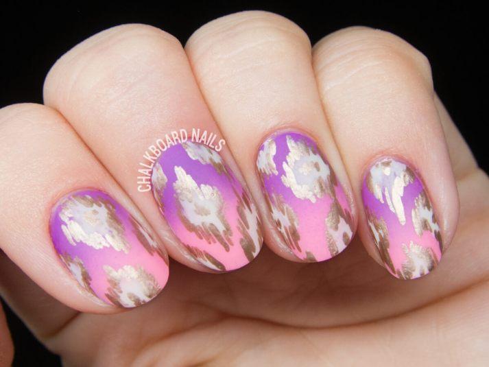 eye-catching nail polish colors