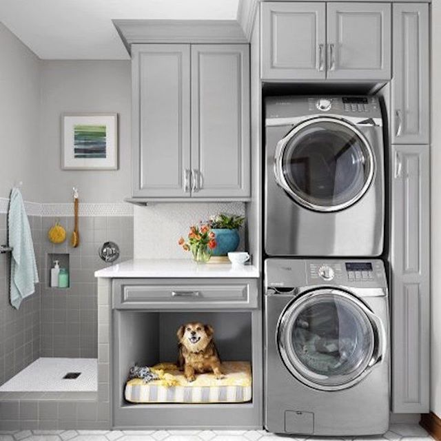 Simple Small Living Room Interiordesign: 53 Affordable And Simple Laundry Room Decorating Ideas