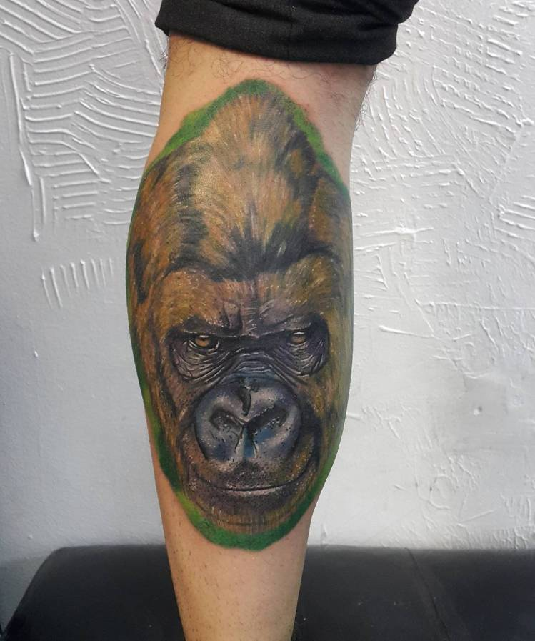 76758d374aaaa 50 Brilliant Monkey Tattoo Design Ideas Who Want to Get Inked