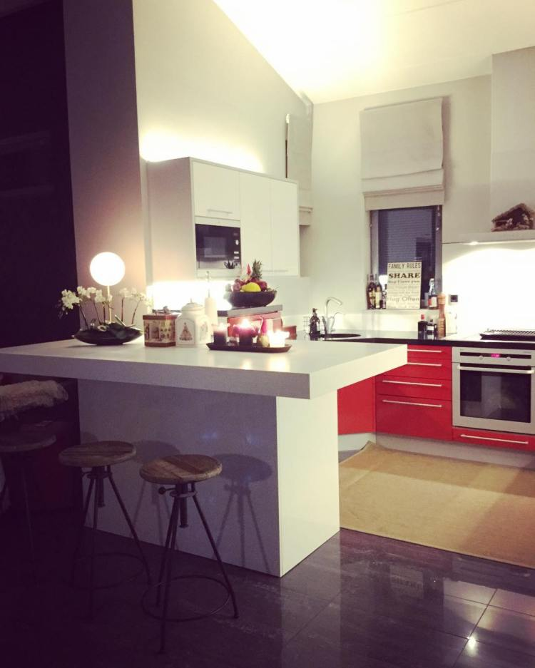 It S A New Year The Perfect Time To Redo Your Kitchen: Christmas Kitchen : 60 Modern Christmas Kitchen Decorating