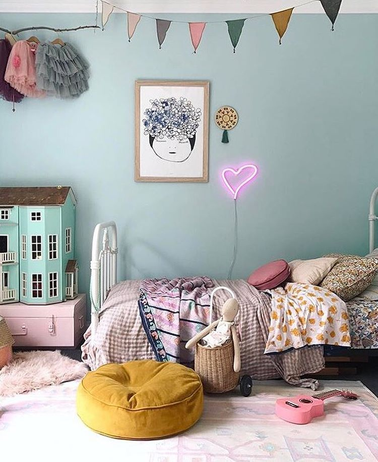 56 Quirky And Fun Children S Bedroom Decoration Ideas That