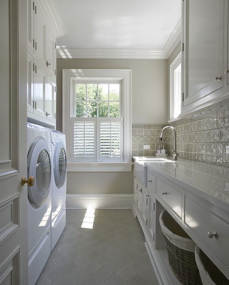 Home Design Ideas Easy: Affordable And Simple Laundry Room Decorating Ideas