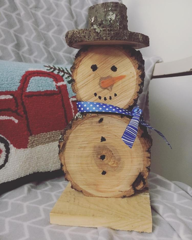 43 Rustic Inexpensive And Creative Diy Wood Log Decoration