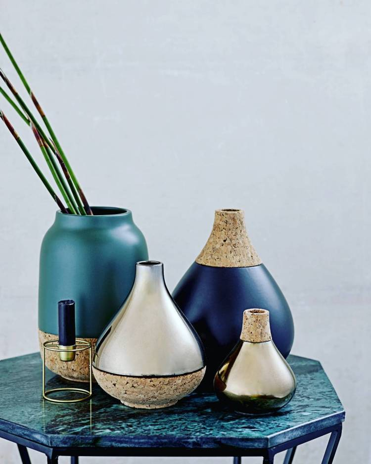 45 Go Artsy Upcycle And Decorate Your Room With These Incredible Handmade Vase Design Ideas