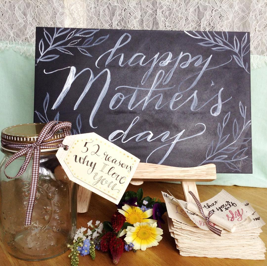 35 easy and beautiful handmade mother's day gifts ideas to