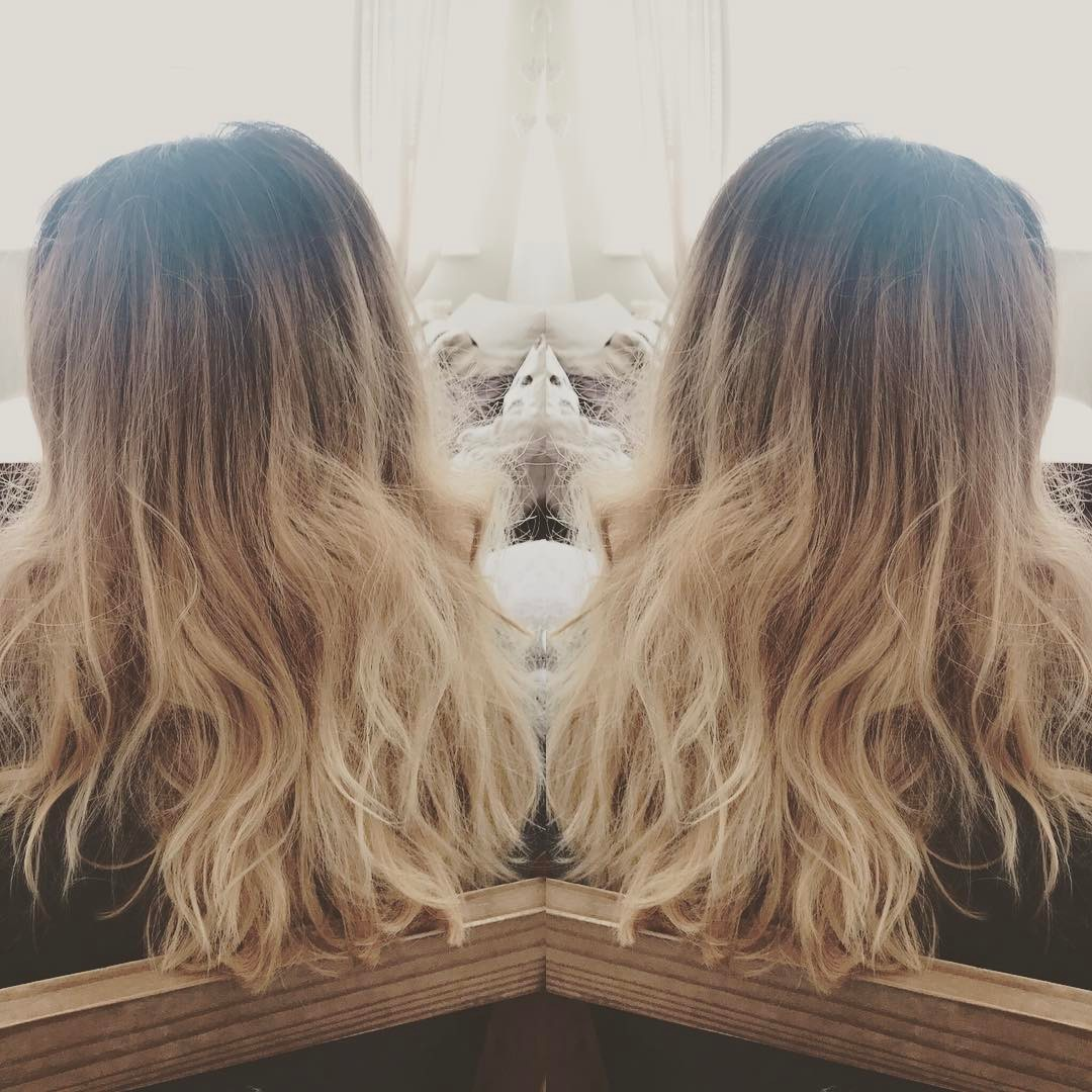 Define balayage ombre