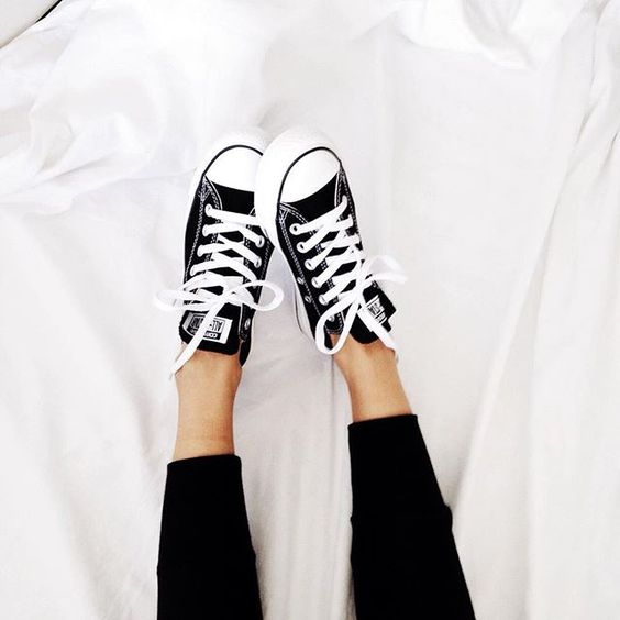 35 Stylish Pair Of Converse Sneakers For Girls For A