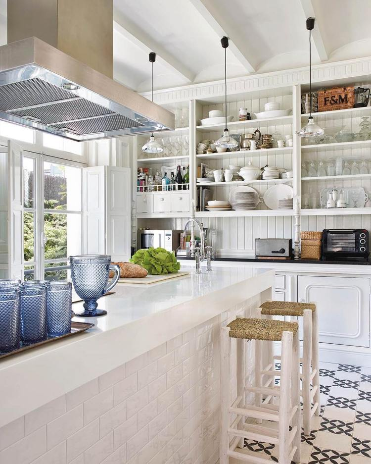 43 Extremely Creative Small Kitchen Design Ideas: 35 Variety Of Appliances Storage Ideas For Your Kitchen