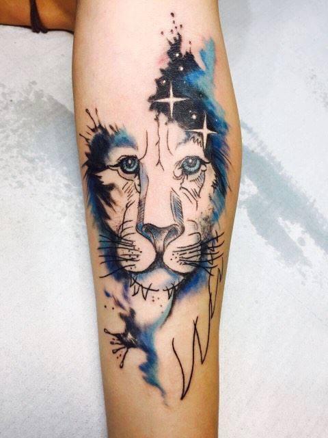 Lion tattoo #lion #tattoos