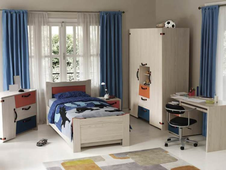 wonderfull kids bedroom furniture ideas   35 Striking Bedroom Designs for Kids That Are a Wonderful ...