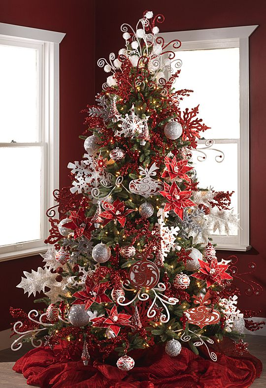 Picture-Perfect Christmas Tree Ideas