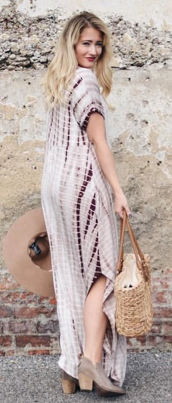 Maxi Dress Is Such A Great Find