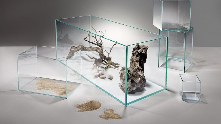 Simply the highest quality glass aquariums and terrariums available in the world