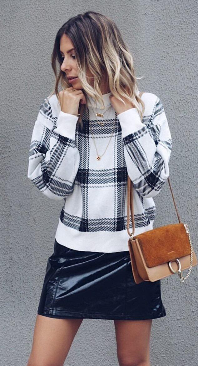 women's brown felt sling bag