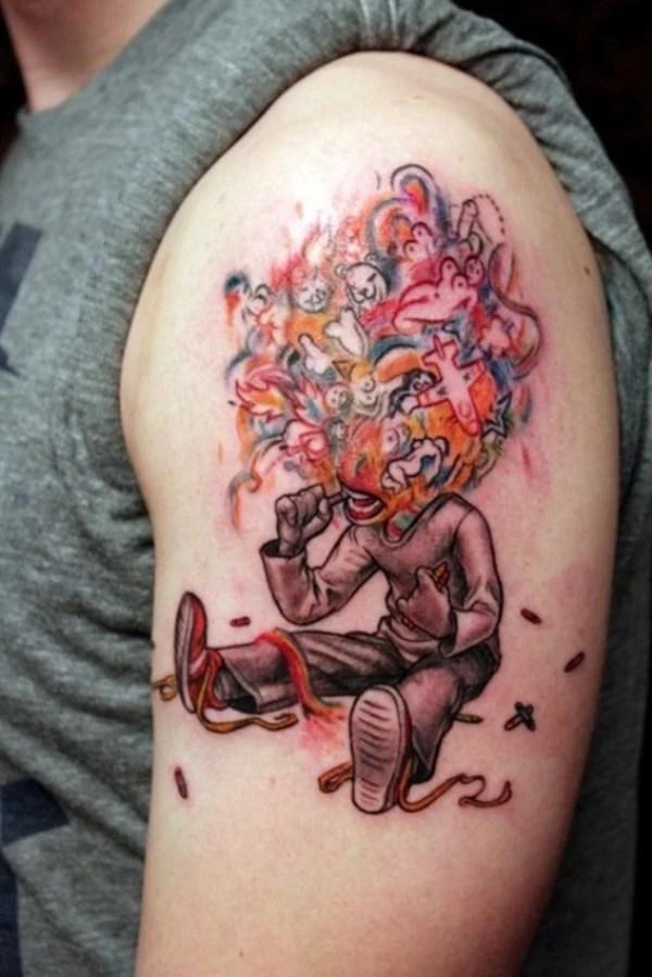 Bear Tattoo – Tattoo Design Website