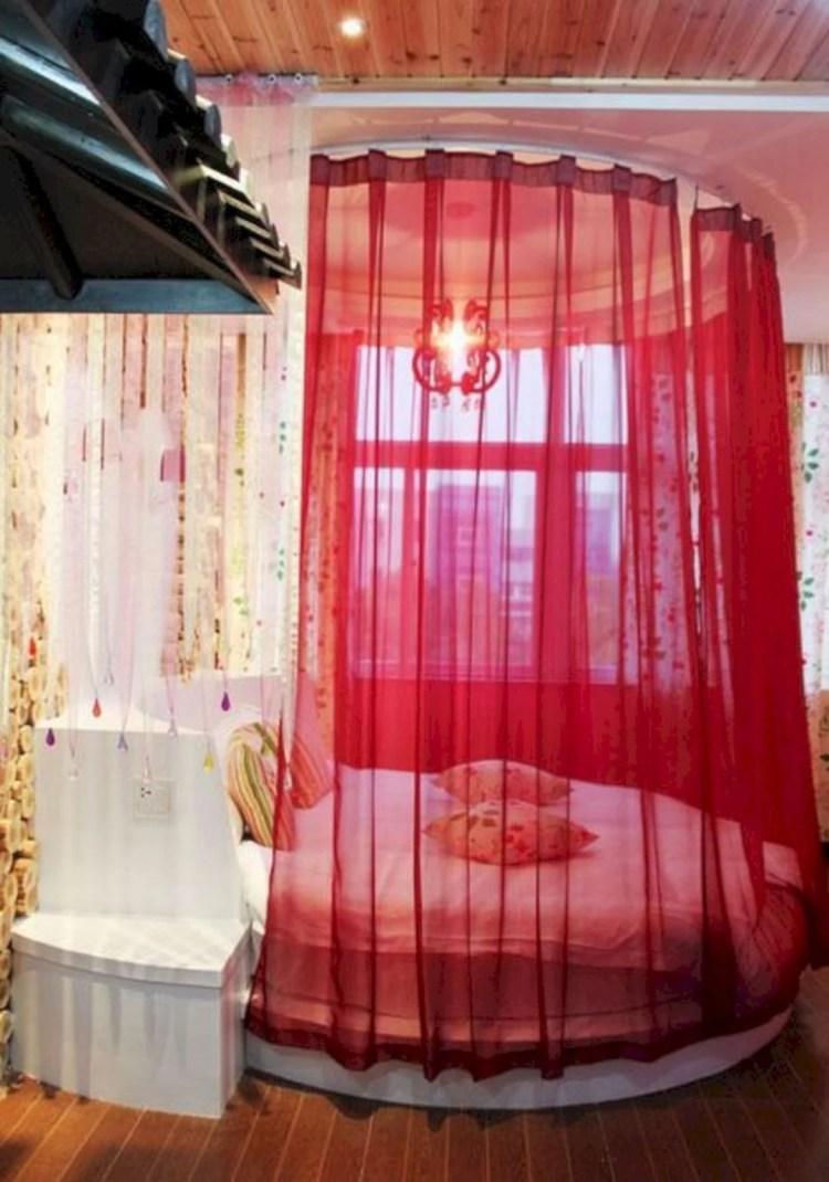 40 Beautiful Wedding First Night Bedroom Decoration Ideas ... on Beautiful Room Decoration  id=32356