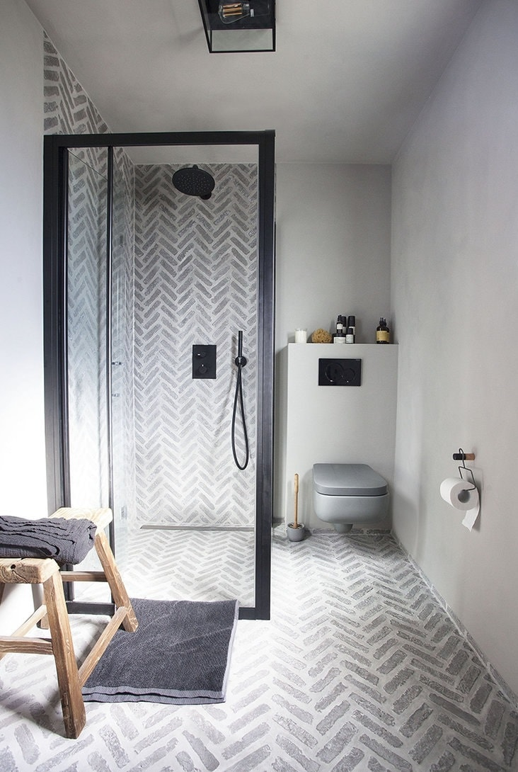40 Stunning Scandinavian Bathroom Design Ideas