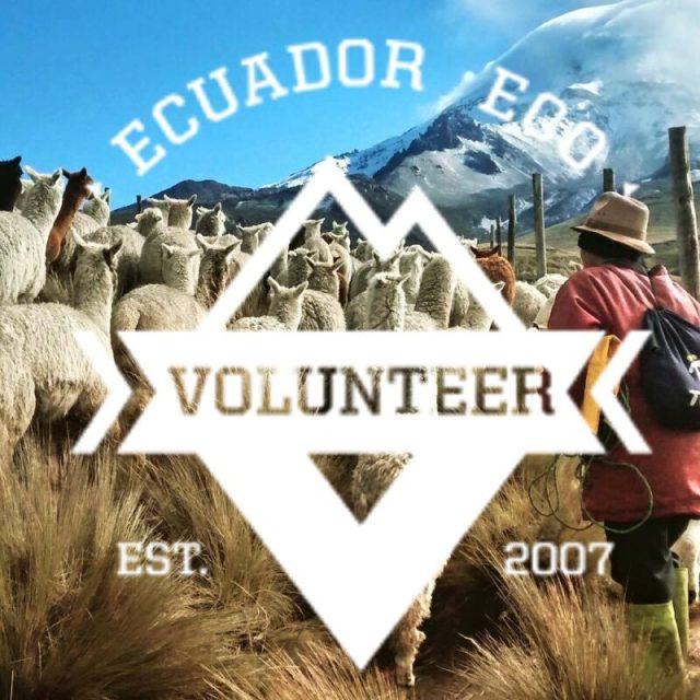 Ecuador Eco Volunteer