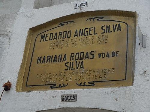Medardo Ángel Silva