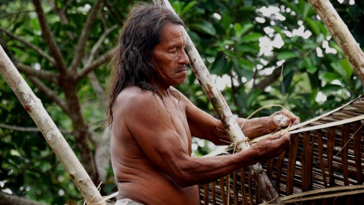Yasuni National Park - Waorani People