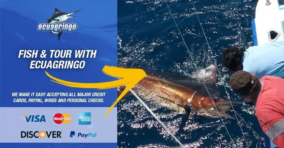 Fish & Tour with Ecuagringo