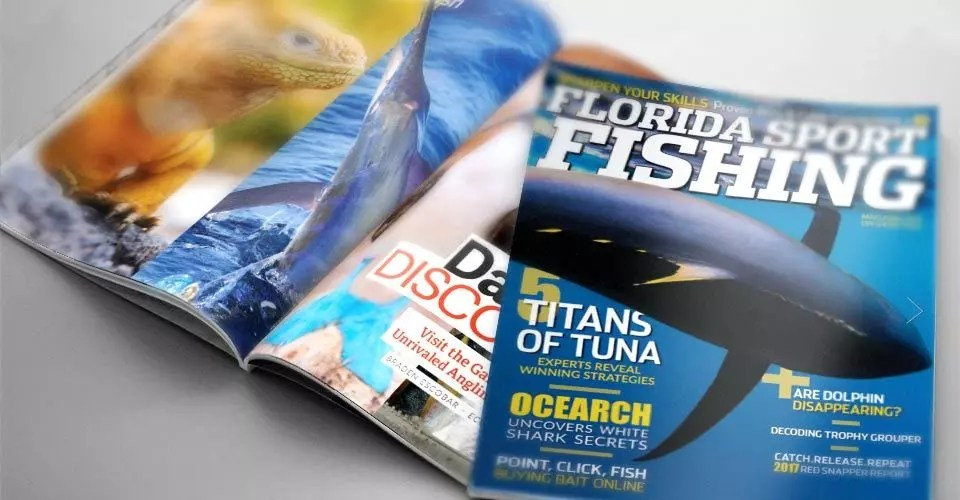 Ecuagringo in Florida Sport Fishing magazine