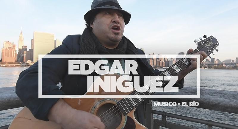 Músico rinde homenaje a Cuenca desde Nueva York