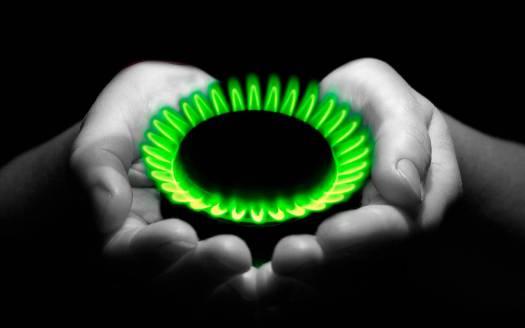 ,,We moeten van het aardgas af, niet van het gas.'' Foto Shutterstock