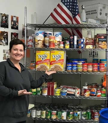 ECHS Food Pantry