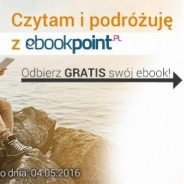 Odbierz darmowy przewodnik w Ebookpoint – w sam raz na Majówkę