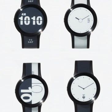 Sony FES Watch U – druga odsłona smartwatcha od Sony, wykonanego w technologii E Ink