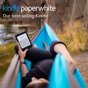 kindle paperwhite 3 - bestseller