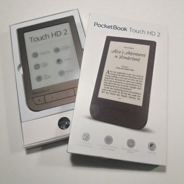 Test czytnika PocketBook Touch HD 2 – część druga