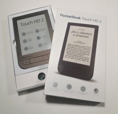 PocketBook Touch HD 2 - opakowanie