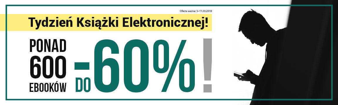 Tydzień Książki Elektronicznej z Woblinkiem – ponad 600 ebooków do 60% taniej