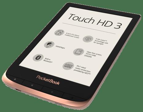 PocketBook Touch HD 3 - prezentacja