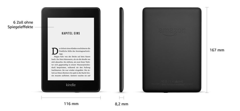 This image has an empty alt attribute; its file name is kindle-paperwhite-4-wymiary-840x391.jpg