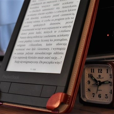 Jak znaleźć czas na czytanie?