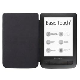 PocketBook Basic Touch 2 Save&Safe [czarny]
