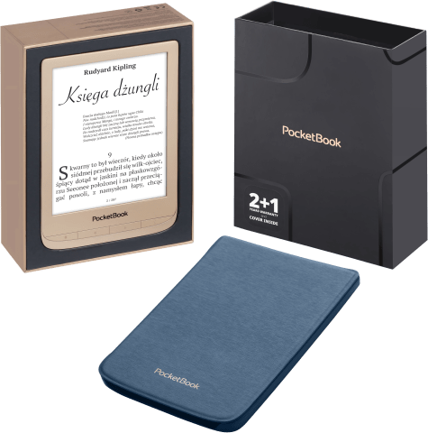 Zestaw PocketBook Touch Lux 4 Limited Edition