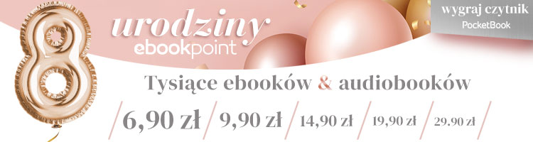 8 urodziny Ebookpoint