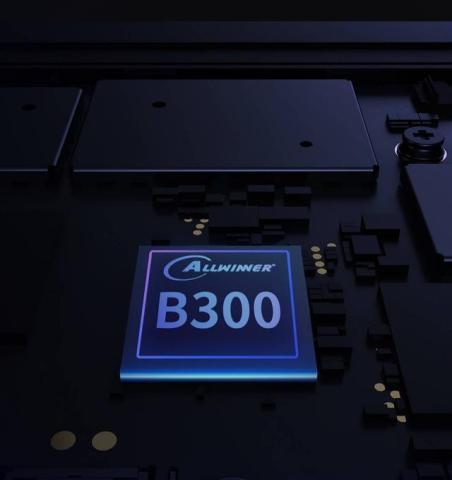 Czytnik Xiaomi - procesor