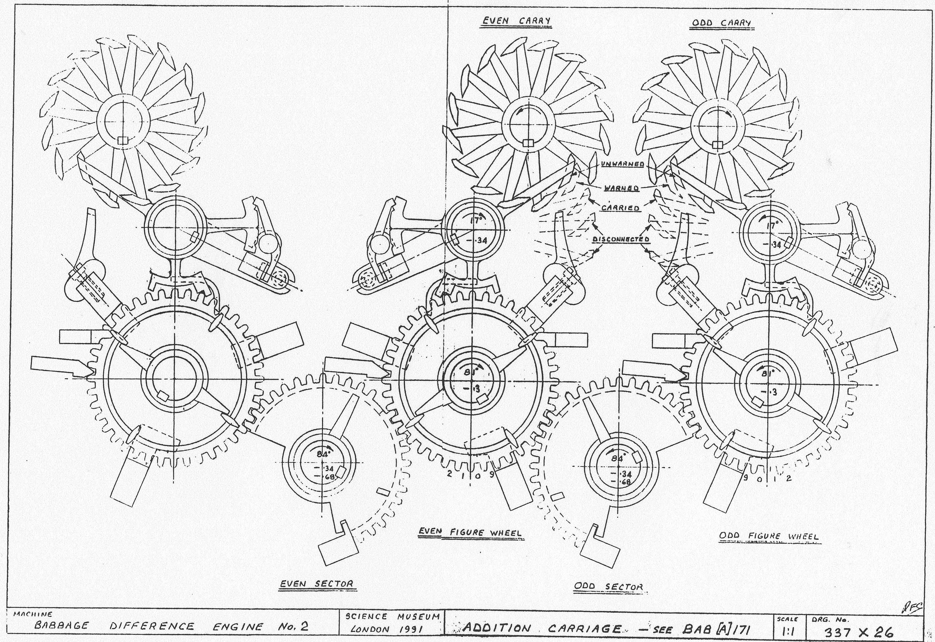 Mechanical Engineering Drawing