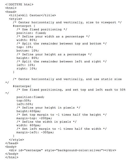 HTML-Center-3