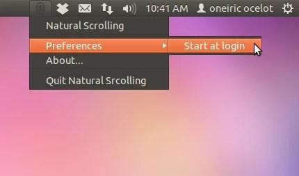 App-indicator
