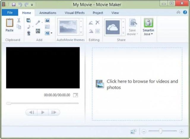 Movie Maker Essentials 2012