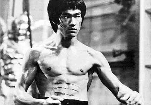 7 consejos para vivir de Bruce Lee