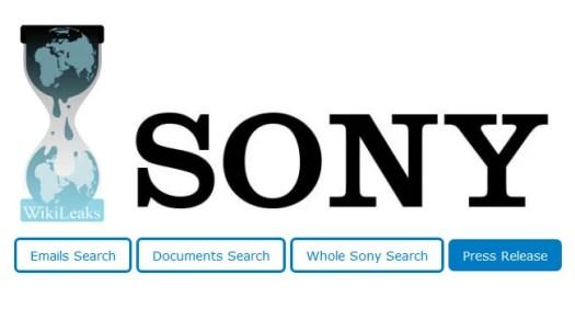Sony Leaks